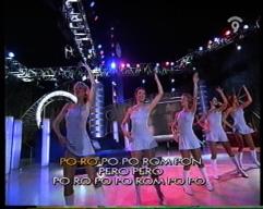 Las chicas del Ballet de Cantar.es