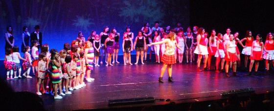 Escola de dansa Gimnàs Manacor